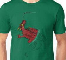 Sir, there appears to be a dragon in your shirt [Dark ver] Unisex T-Shirt