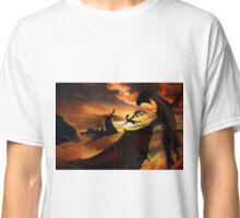 Dragon Planes Classic T-Shirt