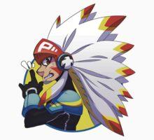 Tomahawk Badge  by BluBanette