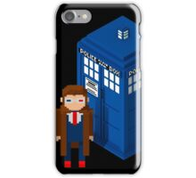 Pixel Who iPhone Case/Skin