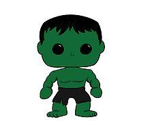 Hulk by rwang