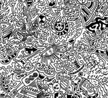 Imagination is Everything  Sticker