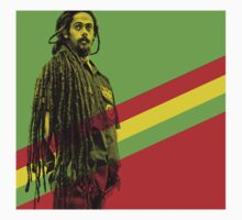 Damian Marley by destron