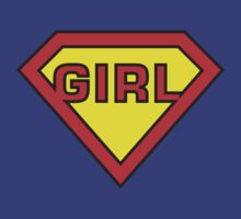 Super girl by Stock Image Folio