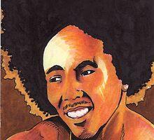 Bob Marley by WilliamKenney
