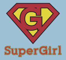 Super girl Kids Clothes