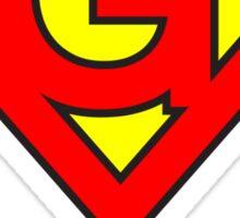 Super girl Sticker