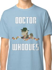Doctor Whooves - 4th Doctor Classic T-Shirt