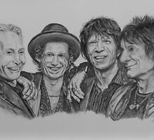 The Stones by Tricia Winwood