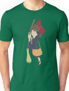 Kiki Comic Art Unisex T-Shirt