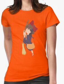 Kiki Comic Art Womens Fitted T-Shirt
