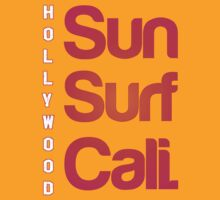 Sun Surf Cali by Everwind