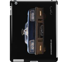 Mad Max's Black Falcon (replica) iPad Case/Skin