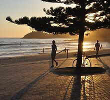 Manly Morning, Manly Beach, Australia by mappy1