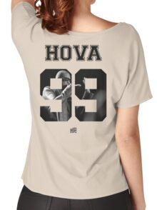 HOVA Varsity II Women's Relaxed Fit T-Shirt