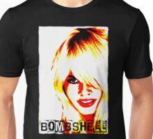 Bombshell Bardot Homage Unisex T-Shirt