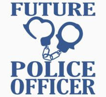 Future Police Officer One Piece - Long Sleeve