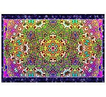 Cymatichron Photographic Print