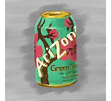 Arizona Green Tea Photographic Print