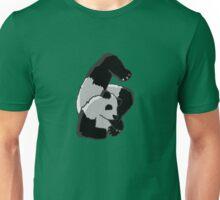 Contortionist Panda Unisex T-Shirt