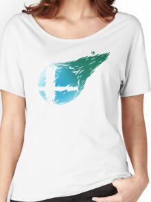 CLOUD SMASH Women's Relaxed Fit T-Shirt