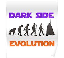 Dark Side Evolution Poster