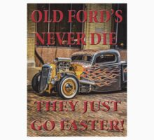 Old Ford's Never Die by thatstickerguy