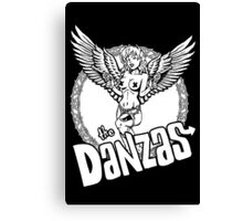 The Danzas Official Poster Canvas Print