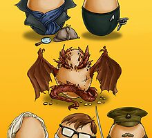Eggs Benedict (Cumberbatch) by embiearts