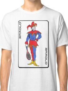 Novak Djokovic Tennis Djoker Tee Classic T-Shirt
