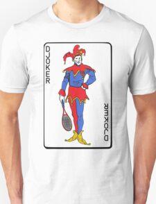 Novak Djokovic Tennis Djoker Tee T-Shirt
