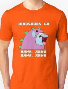 Rainbow Dash Rawr T-Shirt
