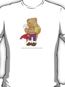 BEARS and FIGHTERS - VEGA T-Shirt