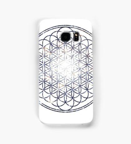 Flower Of Life - Sacred Geometry Star Cluster Samsung Galaxy Case/Skin