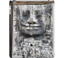 The Bayon, Cambodian Temple iPad Case/Skin