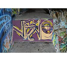 Graffiti As Art - Photographic Print
