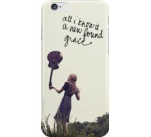 """State of Grace"" Lyrics - Taylor Swift - Red iPhone Case/Skin"