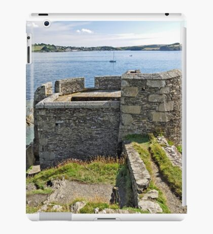Little Dennis Blockhouse, Falmouth iPad Case/Skin