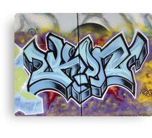 Classic Graffiti - Canvas Print