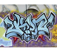 Classic Graffiti - Photographic Print