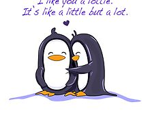 Like you a lottle, Like a lot. by Lottle