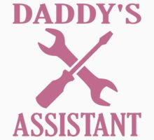 Daddy's Assistant One Piece - Short Sleeve