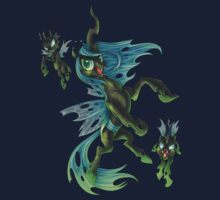 Changeling Queen Kids Clothes