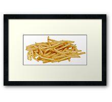 Fries  Framed Print