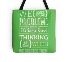 Genius Advise Tote Bag
