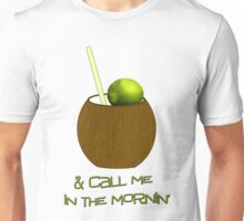 Lime In The Coconut Unisex T-Shirt
