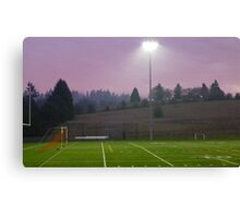 this sporting life 2 Canvas Print