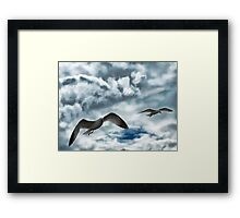 Freedom of Flight Framed Print