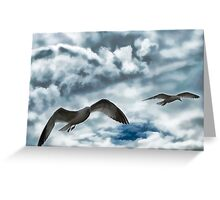 Freedom of Flight Greeting Card