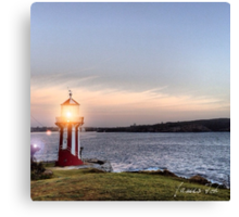 Sydney Lighthouse  Canvas Print